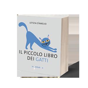 Il piccolo libro dei gatti iacobellieditore for Il linguaggio dei gatti