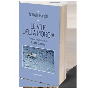 """Nathalie Handal Nathalie Handal a Rovereto con la sua raccolta di poesie """"Le vite della pioggia"""""""