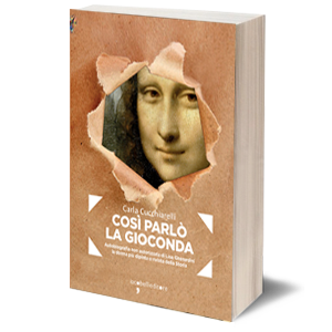 """Carla Cucchiarelli presenta il suo nuovo libro """"Così parlò la Gioconda"""" a Roma @ (RM) Libreria Koob"""