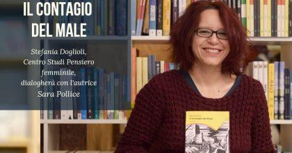 Il contagio del Male: l'autrice sarà ospite della Libreria Belgravia di Torino