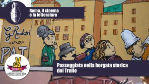 Passeggiata del Trullo con Carla Cucchiarelli e il suo libro sulla street art romana @ Trullo (RM)
